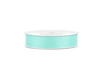 Grosgrain lint 15 mm breed mint