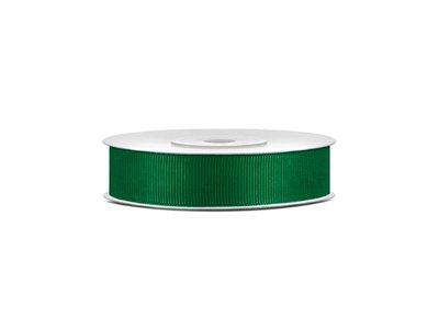 Grosgrain lint 15 mm breed groen