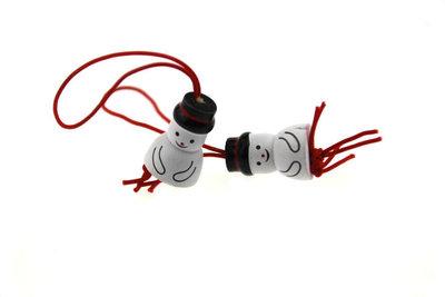 Gelukspoppetje Sneeuwpop