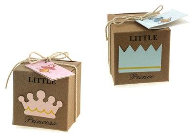 Geboorte traktatie little prince princess