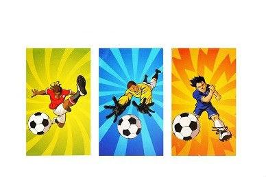 Notitieblokje voetbal